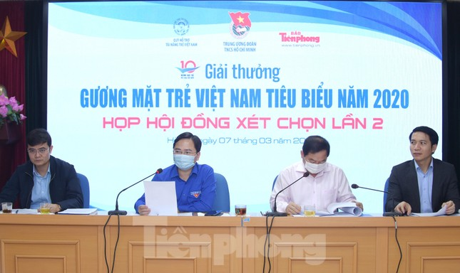 Công bố 10 Gương mặt trẻ Việt Nam tiêu biểu năm 2020 ảnh 1