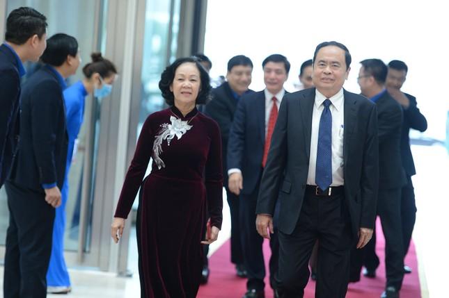 Tổng Bí thư, Chủ tịch nước Nguyễn Phú Trọng dự Lễ kỷ niệm 90 năm thành lập Đoàn ảnh 6