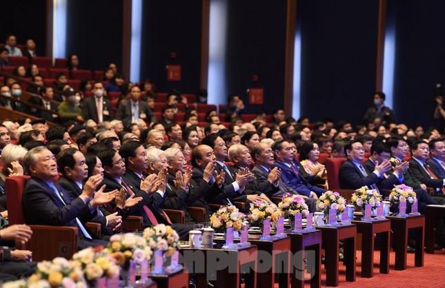 Tổng Bí thư, Chủ tịch nước Nguyễn Phú Trọng dự Lễ kỷ niệm 90 năm thành lập Đoàn ảnh 14