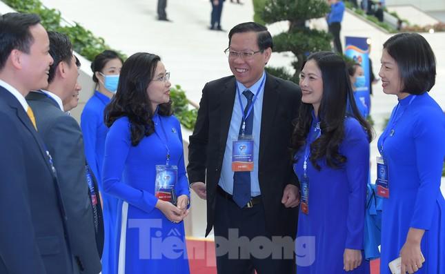 Tổng Bí thư, Chủ tịch nước Nguyễn Phú Trọng dự Lễ kỷ niệm 90 năm thành lập Đoàn ảnh 11