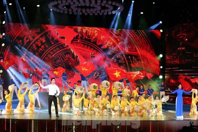 Tổng Bí thư, Chủ tịch nước Nguyễn Phú Trọng dự Lễ kỷ niệm 90 năm thành lập Đoàn ảnh 13