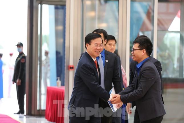 Tổng Bí thư, Chủ tịch nước Nguyễn Phú Trọng dự Lễ kỷ niệm 90 năm thành lập Đoàn ảnh 5