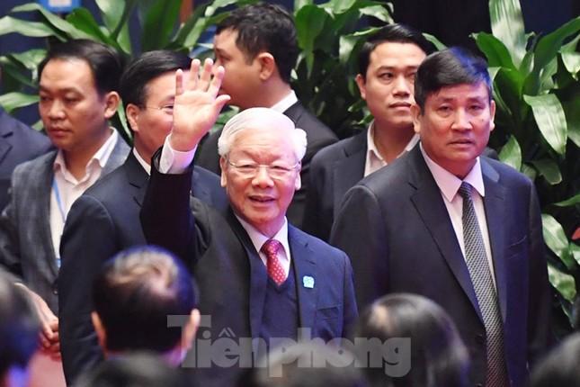 Tổng Bí thư, Chủ tịch nước Nguyễn Phú Trọng dự Lễ kỷ niệm 90 năm thành lập Đoàn ảnh 1