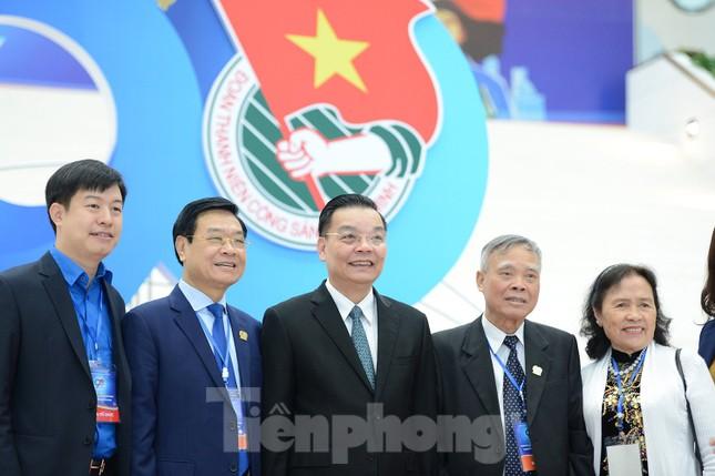 Tổng Bí thư, Chủ tịch nước Nguyễn Phú Trọng dự Lễ kỷ niệm 90 năm thành lập Đoàn ảnh 9