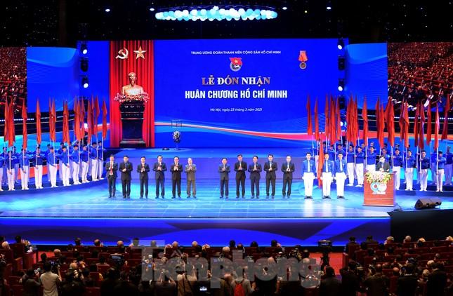 Đoàn TNCS Hồ Chí Minh vinh dự đón nhận Huân chương Hồ Chí Minh ảnh 1