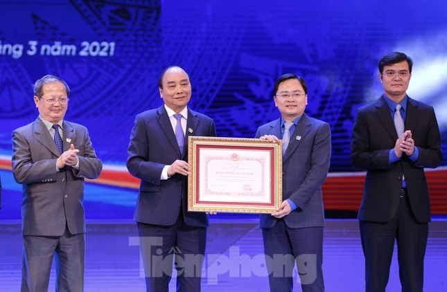 Đoàn TNCS Hồ Chí Minh vinh dự đón nhận Huân chương Hồ Chí Minh ảnh 5