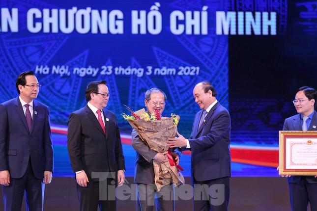 Đoàn TNCS Hồ Chí Minh vinh dự đón nhận Huân chương Hồ Chí Minh ảnh 6