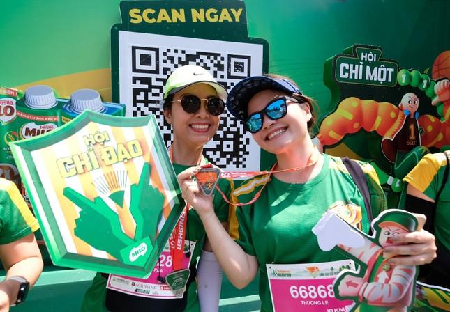 Nestlé MILO cùng Tiền Phong Marathon lan tỏa tinh thần sống khỏe và sống xanh ảnh 2