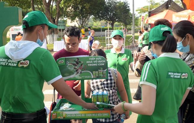 Nestlé MILO cùng Tiền Phong Marathon lan tỏa tinh thần sống khỏe và sống xanh ảnh 1
