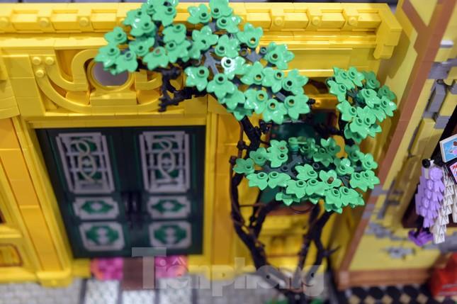 Chàng trai Việt 'đóng' tàu Hoàng Sa, Trường Sa từ mô hình Lego, tri ân ngư dân bám biển ảnh 9