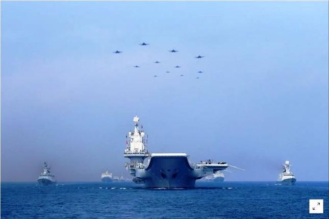 Trung Quốc muốn loại Mỹ khỏi 'cuộc chơi' ở biển Đông ảnh 1