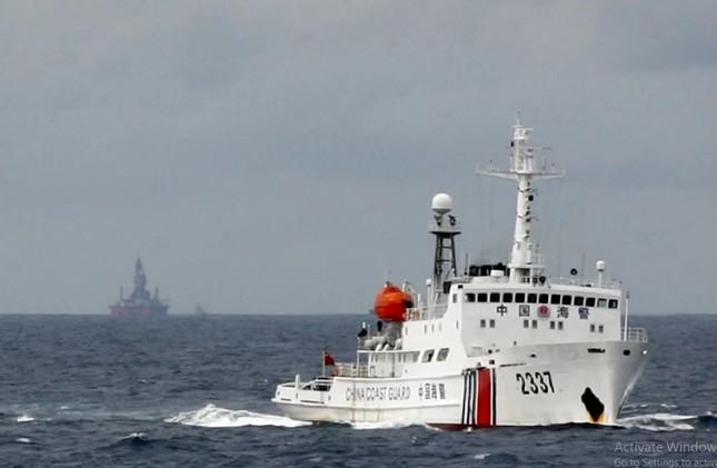 Hải cảnh Trung Quốc và vai trò mới trong các tranh chấp biển ảnh 1