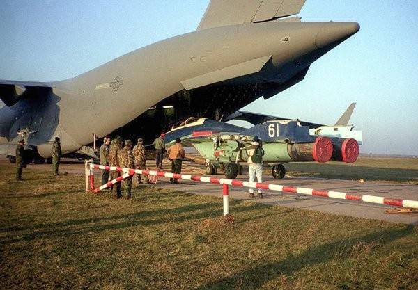 Vì sao Mỹ mua tiêm kích MiG-29 Liên Xô? ảnh 2