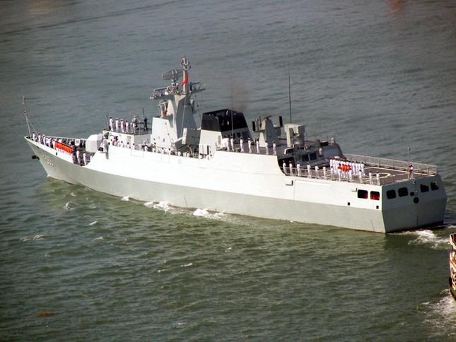 Điểm mặt tàu chiến Trung Quốc ảnh 3