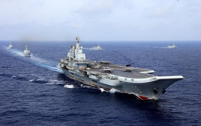 Điểm mặt tàu chiến Trung Quốc ảnh 10