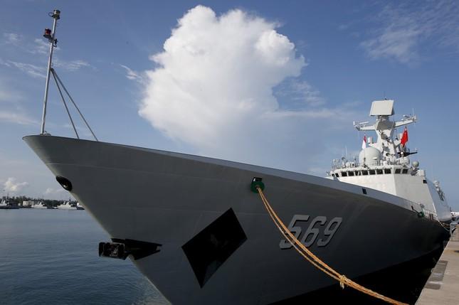 Điểm mặt tàu chiến Trung Quốc ảnh 4