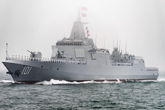 Điểm mặt tàu chiến Trung Quốc ảnh 6