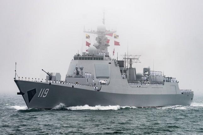 Điểm mặt tàu chiến Trung Quốc ảnh 5