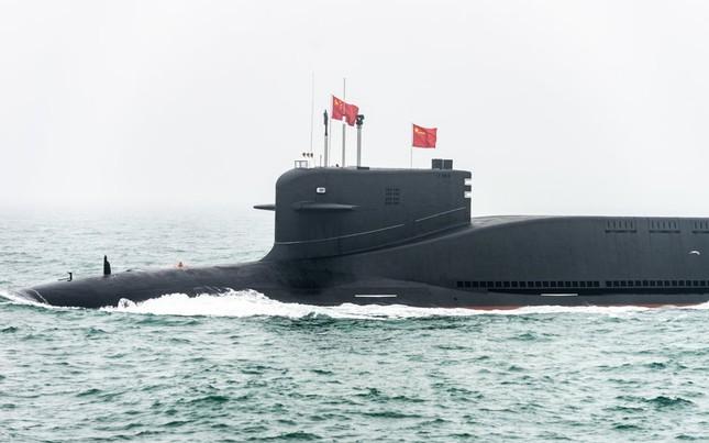 Điểm mặt tàu chiến Trung Quốc ảnh 1
