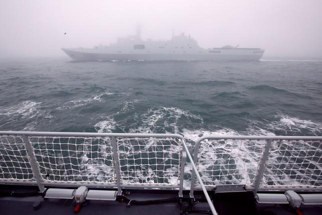Điểm mặt tàu chiến Trung Quốc ảnh 9