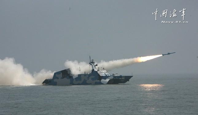 Điểm mặt tàu chiến Trung Quốc ảnh 2
