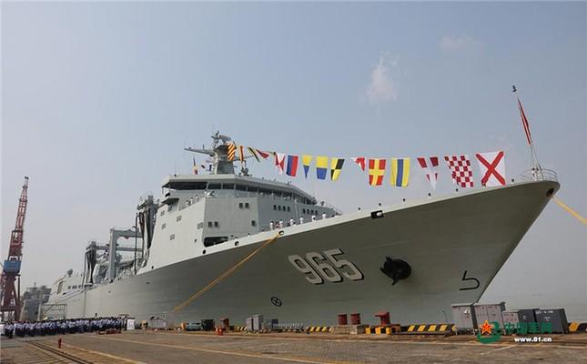 Điểm mặt tàu chiến Trung Quốc ảnh 7