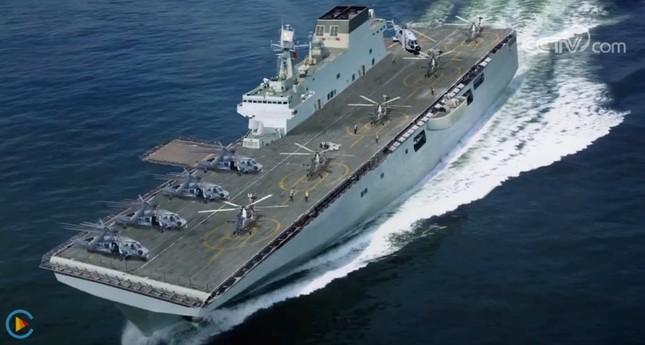 Điểm mặt tàu chiến Trung Quốc ảnh 8