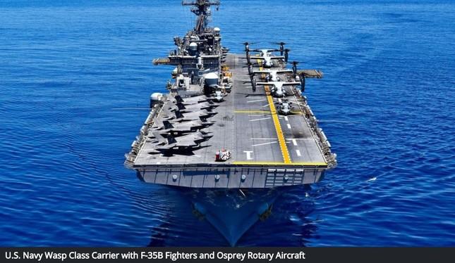 Trung Quốc hạ thủy tàu sân bay - đổ bộ tấn công đầu tiên ảnh 2