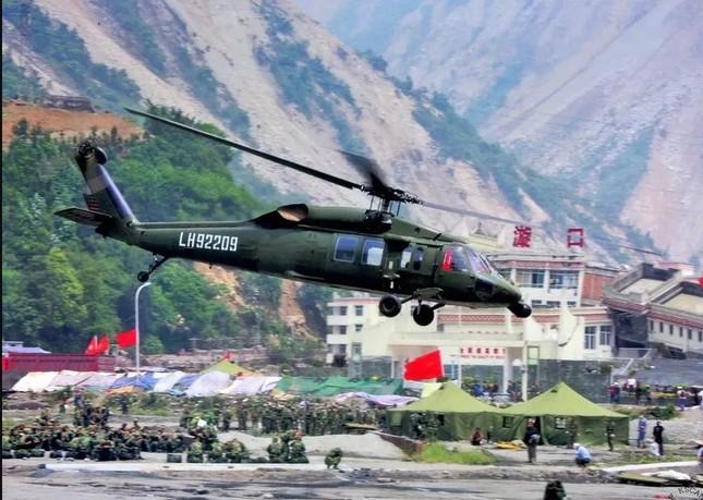 Đĩa bay kỳ dị và chiếc trực thăng 'bản sao' hàng Mỹ của Trung Quốc ảnh 1