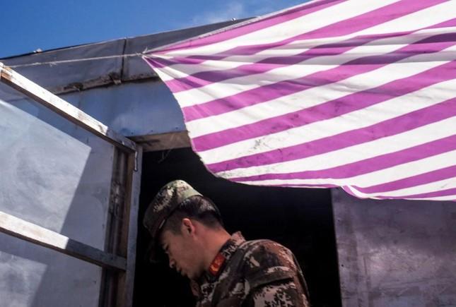 Bí mật căn cứ quân sự Trung Quốc ở Trung Á: Họ làm gì ở đó? ảnh 3