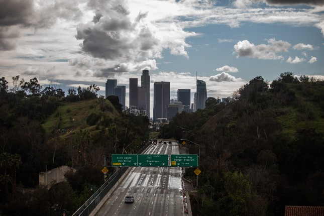 40 triệu dân California phải ở nhà, 56% dân số bang có thể mắc Covid-19 ảnh 1