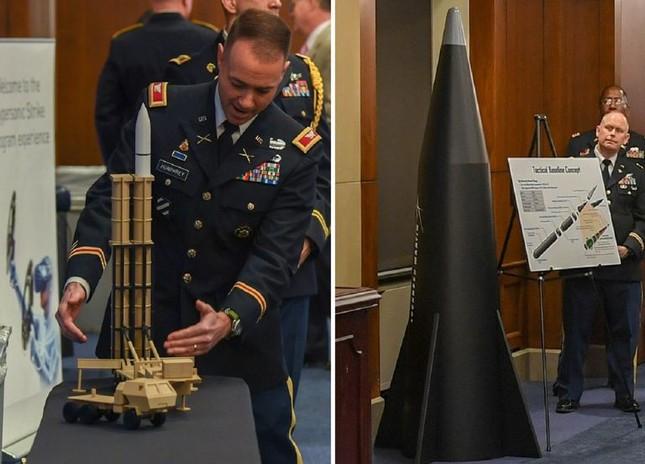 Quân đội Mỹ thử nghiệm thành công vũ khí siêu thanh ảnh 1