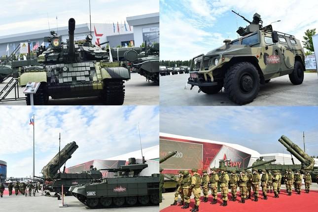 Quá trình hiện đại hóa quân đội Nga 'diễn ra với tốc độ chóng mặt' ảnh 1