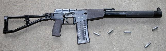 Những khẩu súng trường tốt nhất trong tay đặc nhiệm Spetsnaz của Nga ảnh 1