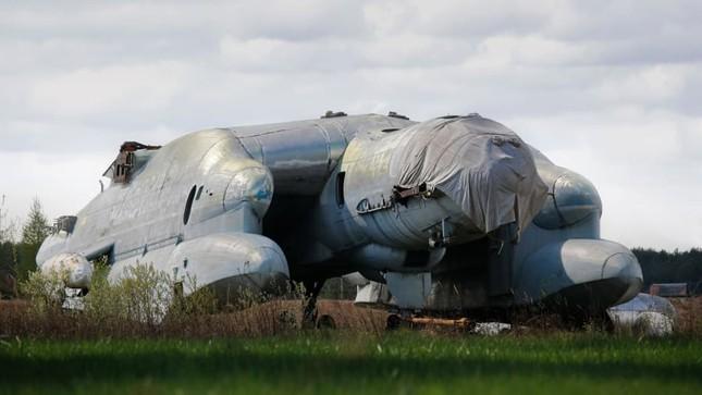 'Quái vật ba đầu diệt tàu ngầm' VVA-14, loại vũ khí quái dị của Liên Xô ảnh 2