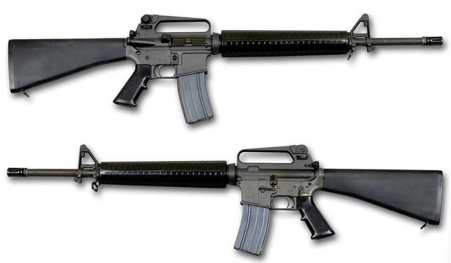 AK-47 và M-16, súng nào tốt hơn? ảnh 1