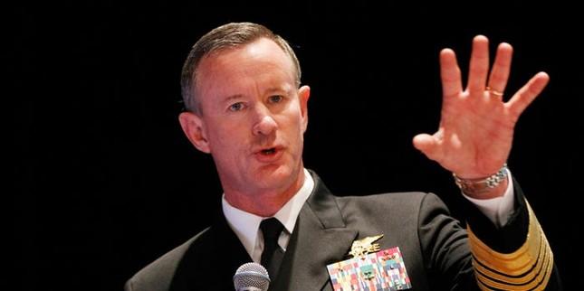 Cựu đô đốc William McRaven: Nga là mối đe dọa lớn nhất đối với Mỹ ảnh 1