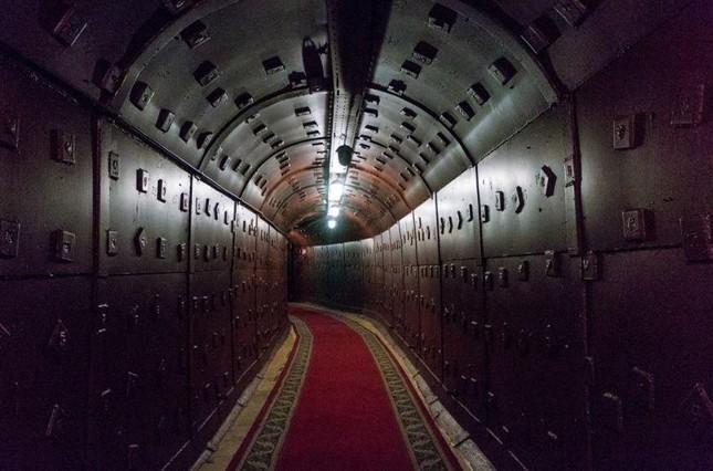 Hình ảnh 'huy hoàng và bi thảm' tại các cơ sở quân sự thời Liên Xô ảnh 6