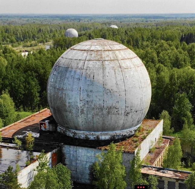 Hình ảnh 'huy hoàng và bi thảm' tại các cơ sở quân sự thời Liên Xô ảnh 7