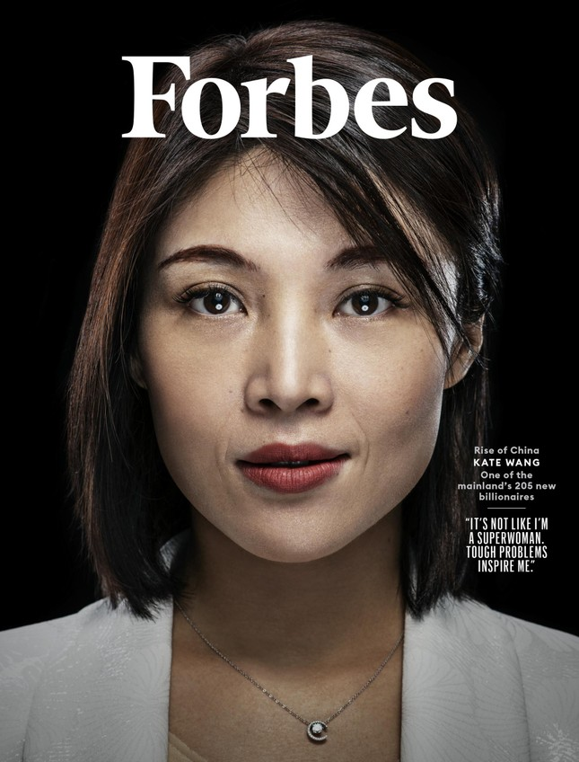 Những gương mặt tỷ phú đô la Trung Quốc trong độ tuổi 30 ảnh 2