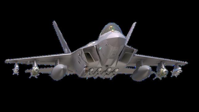 KF-21 Boramae - tiêm kích giúp Hàn Quốc trở thành nước thứ 13 phát triển được chiến đấu cơ ảnh 2