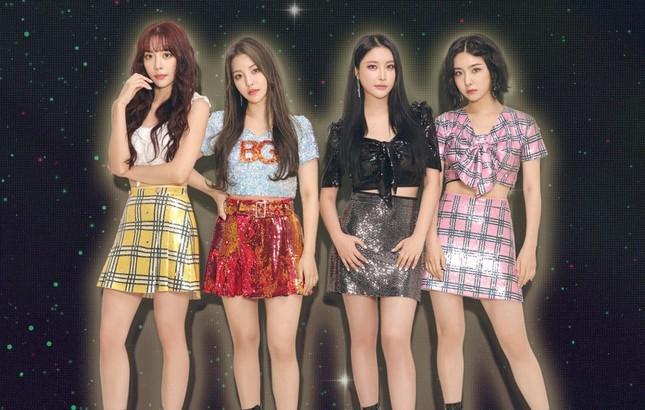 """Bất ngờ BXH tháng Ba: BTS """"bất bại"""", Brave Girls vượt Rosé lên ngôi nữ vương ảnh 4"""