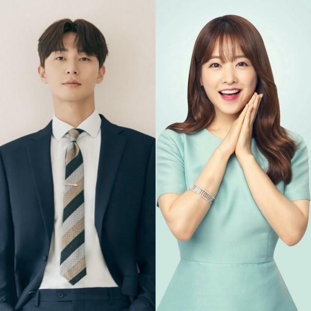 Hết hẹn hò với 'thư ký Kim' Park Min Young, lần này Park Seo Jun lấy luôn vợ cũng họ Park ảnh 6
