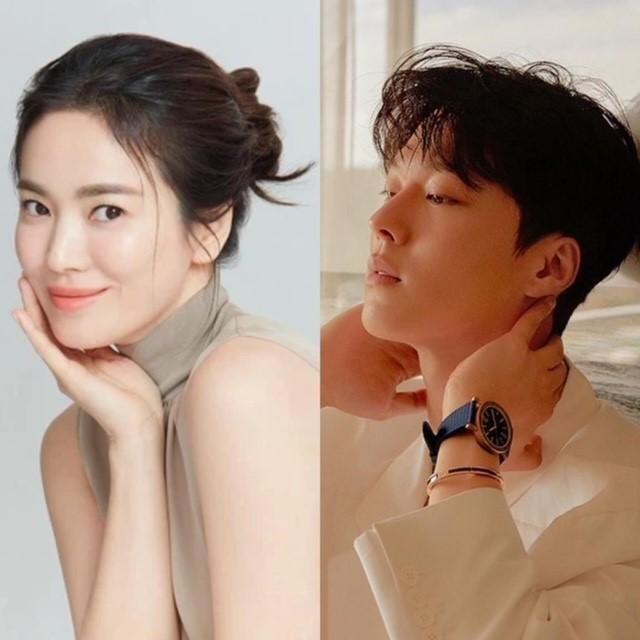 Song Hye Kyo lộ rõ vẻ yêu thích vai diễn của Sehun (EXO) bởi giống với Song Joong Ki  ảnh 8