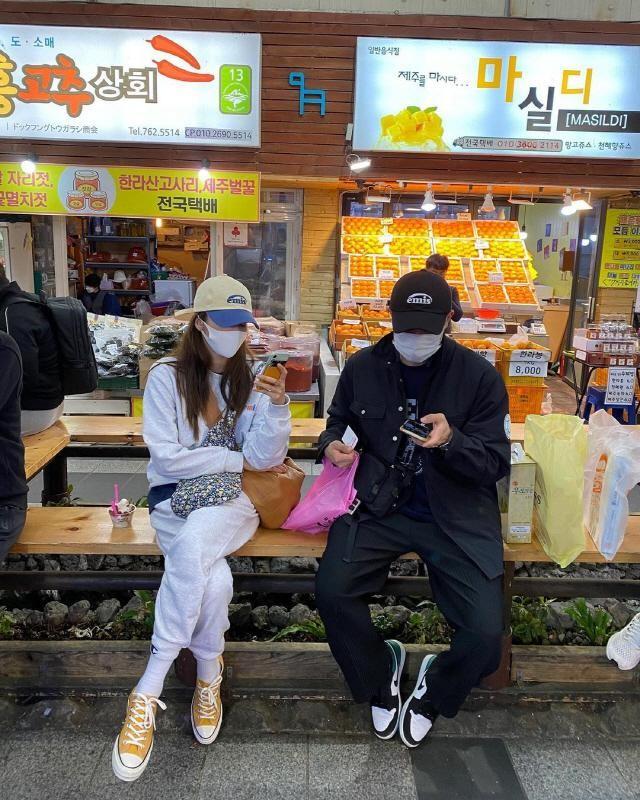 Son Dam Bi tung ảnh chụp cùng trai lạ và khẳng định mới cưới, gây 'sốc' cộng đồng mạng ảnh 3