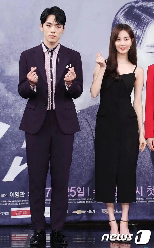 Seohyun phản ứng lạ khi Dispatch tiết lộ Seo Ye Ji là 'gốc rễ' scandal của Kim Jung Hyun ảnh 4