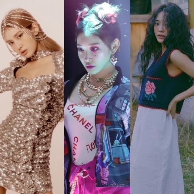 Nhóm nhạc nữ dự án 'hot' nhất K-pop, I.O.I chính thức tái xuất giang hồ ảnh 9