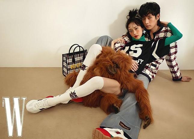 Kim Young Dae và Han Ji Hyun tình trong bể tình khiến netizens 'bấn loạn' vì quá đẹp đôi ảnh 6