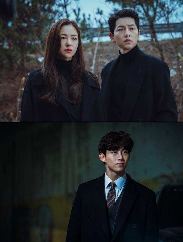 'Vincenzo' và Song Joong Ki thống trị Bảng xếp hạng và tiết lộ tập đặc biệt tuần này  ảnh 4