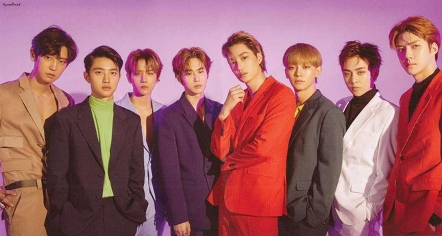 EXO trở thành nghệ sĩ đầu tiên của SM Entertanment đạt được kỷ lục này trong lịch sử ảnh 3
